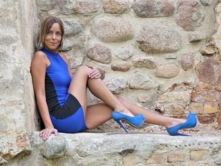 NaughtyHousewife - Hello everyone! Here is a girl of your dreams, with a girl next door personality :-)  Not your typical cam model. Super friendly, insightful and talkative!  I like to go wild and be adventurous, i`m very open minded so don`t be shy, if you are curious and want to know me come and try ;)   CAUTION! My smile may cause addiction :-) My body may cause heart problems :-)